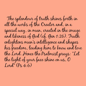 Splendor of Truth