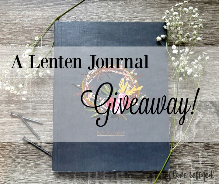 Put on Love {Giveaway}