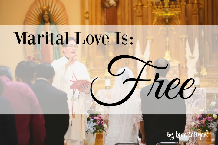 The Freedom in Living Chastely Before Marriage