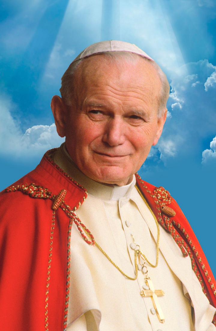 On the Feast Day of Saint John Paul the Great
