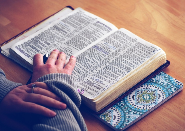 How I Read the Bible in OneYear